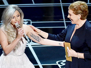 Lady Gaga Called Julie Andrews Before the Oscars: What Did They Talk About?