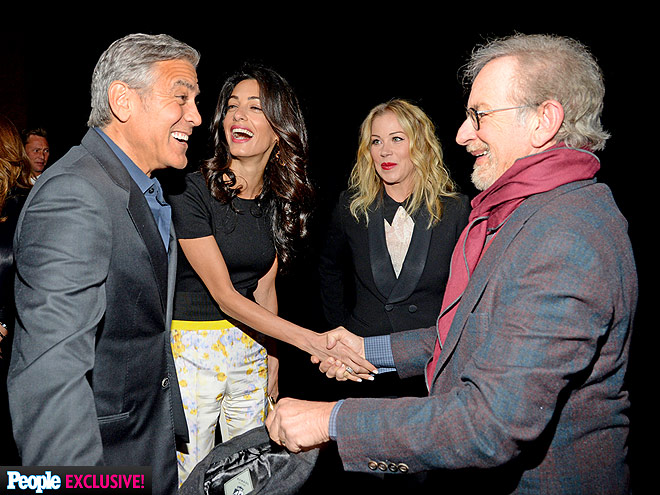 George Clooney at the Oscar night before party 2015 George-clooney-660