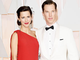 Benedict Cumberbatch Dotes on His Wife and More: Inside the Oscars with PEOPLE