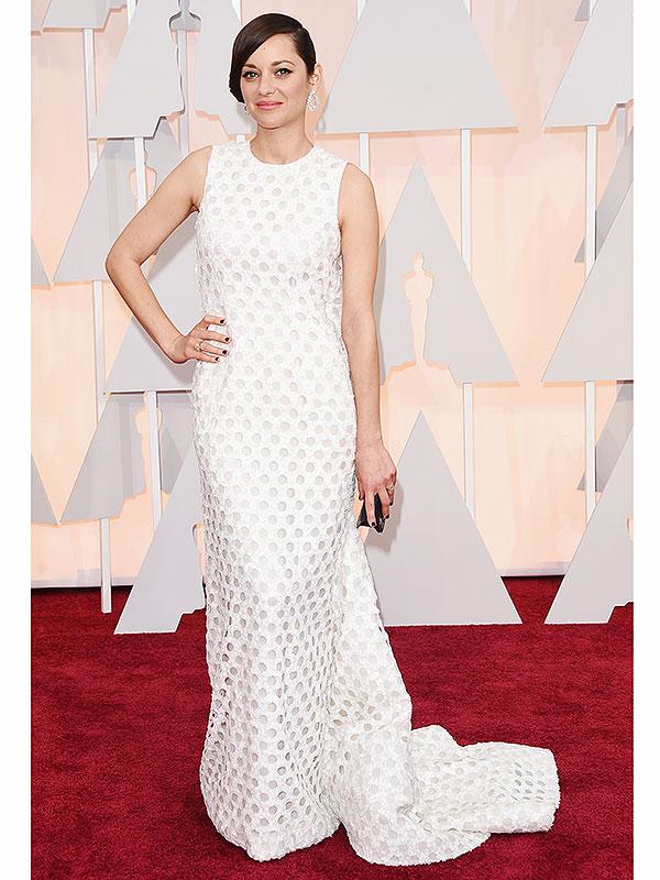 Oscars 2015 Marion Cotillard