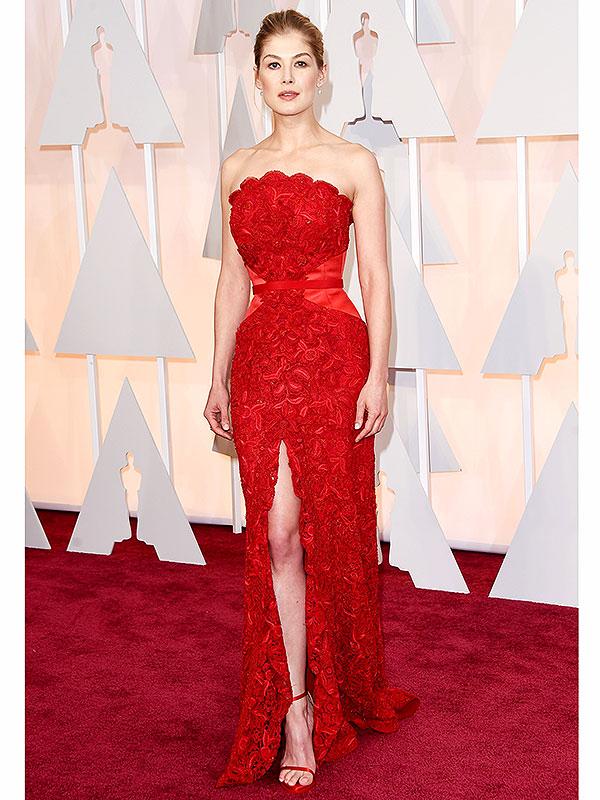 Oscars 2015 Rosamund Pike