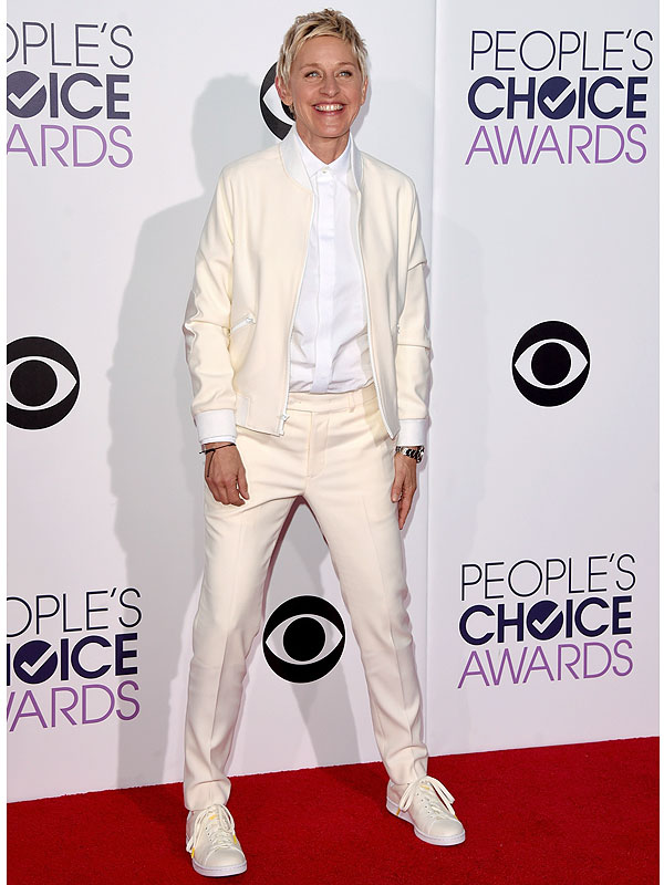 Elle DeGeneres People's Choice Awards