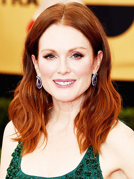 MOST EFFORTLESS: JULIANNE MOORE photo | Julianne Moore
