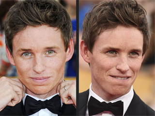 The Many Faces of Eddie Redmayne