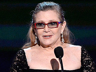 Screen Actors Glasses: Stylish Lady Frames Ruled the SAG Awards | Carrie Fisher, Lupita Nyong'o, Patricia Arquette