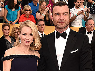 Liev Schreiber Says He Was the Inspiration for Naomi Watts's St. Vincent Stripper Dance | Liev Schreiber, Naomi Watts