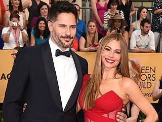 Sofia Vergara and Joe Manganiello Set the SAG Awards Carpet on Fire