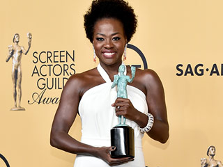 Viola Davis Calls Out 4-Year-Old Daughter in Heartfelt SAG Speech