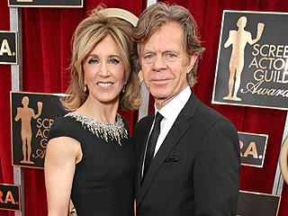 Why Does William H. Macy Call His Wife, Felicity Huffman, Flicka?