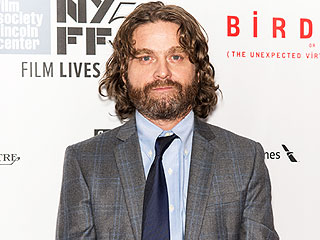 Who's That Actor? Zach Galifianakis Shows Off Slimmer Look at SAGs