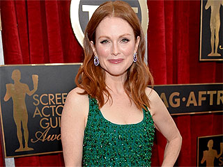 Julianne Moore Stuns Once Again in Green: See Her Best Emerald Moments