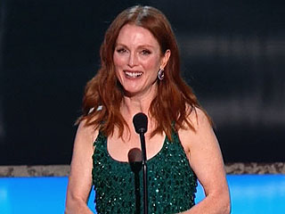 Julianne Moore Wins Outstanding Performance by a Female Actor in a Leading Role