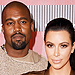 Kim Kardashian West Shows Cleavage, Covers Up Bump on VMAs Red Carpet