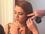 Faking It's Katie Stevens' Super-fun VMAs Night in Photos