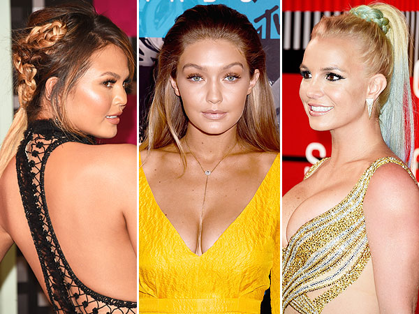 MTV VMAs 2015 best hair moments