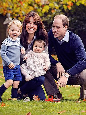 Princess Charlotte's Baby Album