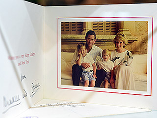A Christmas Note from the Queen: See the Holiday Cards Royals Have Sent Over the Years