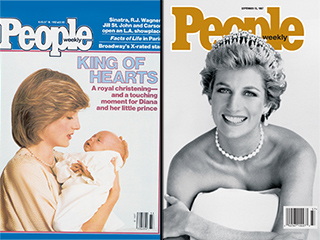 10 of Princess Diana's Best-Remembered PEOPLE Covers