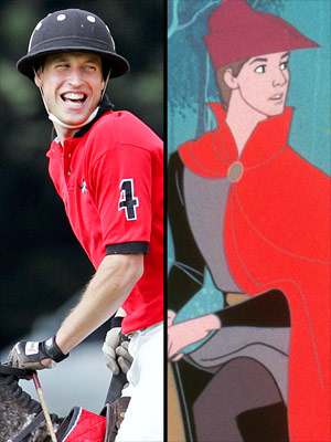 Real-Life Royals and Their Disney Counterparts