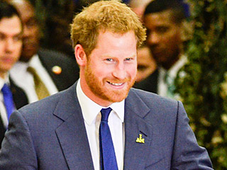 Prince Harry Storms America! The Best Photos of Our Favorite Royal Redhead in Washington, D.C.