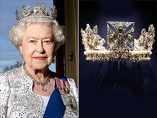94.4-Carat Diamonds, Plus Rubies and Sapphires Galore: See Queen Elizabeth's Most Precious Gems