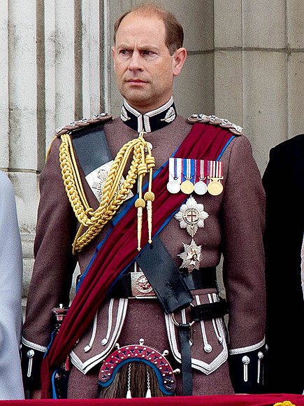 What are Prince Edward's medals for? - Singletrack Magazine