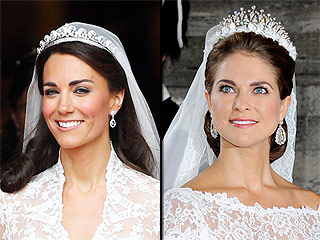 Princess Brides: 7 Sparkling Royal Wedding Tiaras