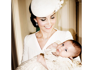 Princess Charlotte's Christening Photos Are Truly Too Cute for Words