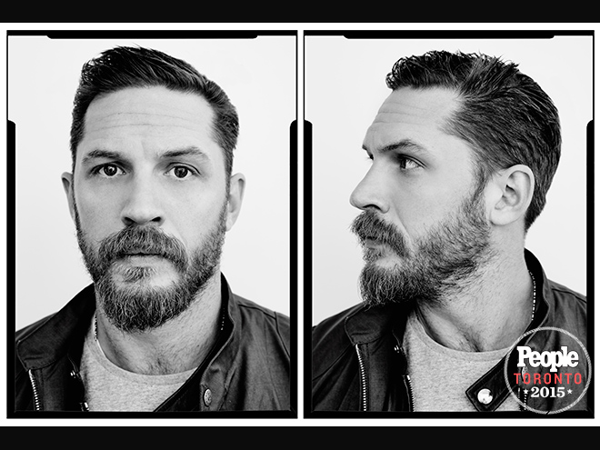 FROM EW: Tom Hardy on Being Asked About Sexuality at TIFF Press Conference: 'That Really, Really Annoyed Me'
