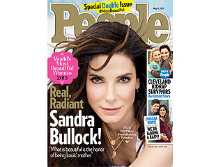 Sandra Bullock is PEOPLE's 2015 World's Most Beautiful Woman!