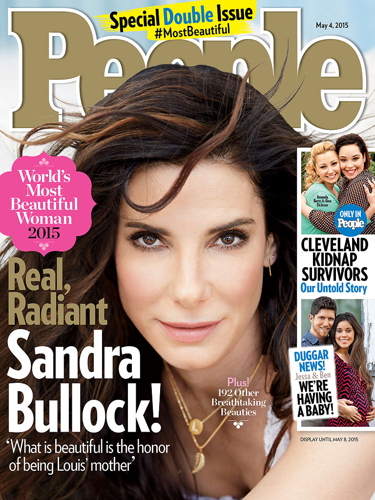 Sandra Bullock Puts Rumors to Rest About Having More Kids| Kids & Family Life, Most Beautiful 2015, Individual Class