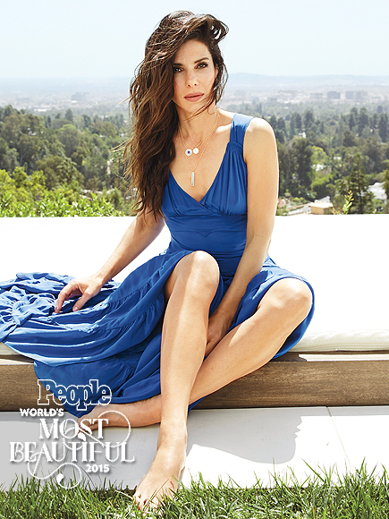 Sandra Bullock Is PEOPLE's 2015 World's Most Beautiful Woman!| Most Beautiful 2015, Individual Class