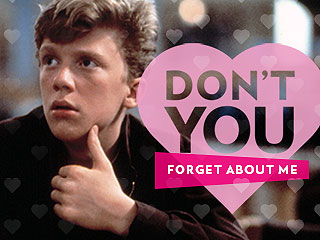 Celebrate Love and The Breakfast Club's 30th Anniversary with These Valentines
