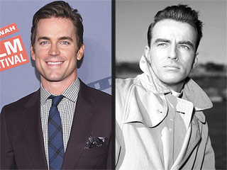 Matt Bomer to Play Montgomery Clift in New Biopic