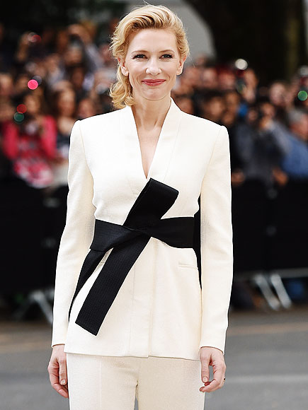 THE GREATEST GIFT OF ALL photo | Cate Blanchett