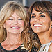 Halle Berry & Goldie Hawn, Plus Diddy, Melissa McCarthy & More!