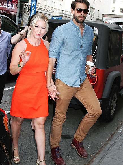 Jennie Garth recent news
