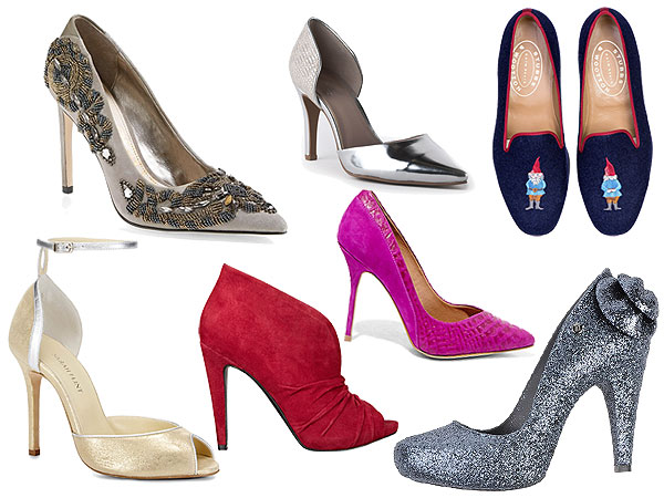 New Year's Eve Shoe Inspiration