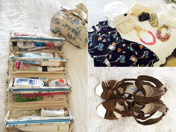 Jill Martin packing tips