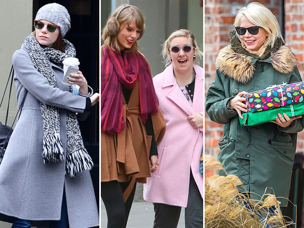 best celebrity coats