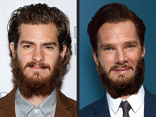 How Would Andrew Garfield's Crazy Beard Look on Other Hollywood A-Listers?