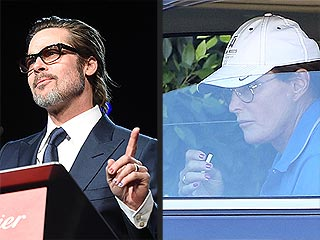 A Male Mani Retrospective: From Brad Pitt to Bruce Jenner to ... Prince Harry?!