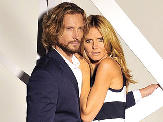 Heidi Klum & Gabriel Aubry Cozy Up in New Ads – Plus, More Stylish Collaborations | Gabriel Aubrey, Heidi Klum