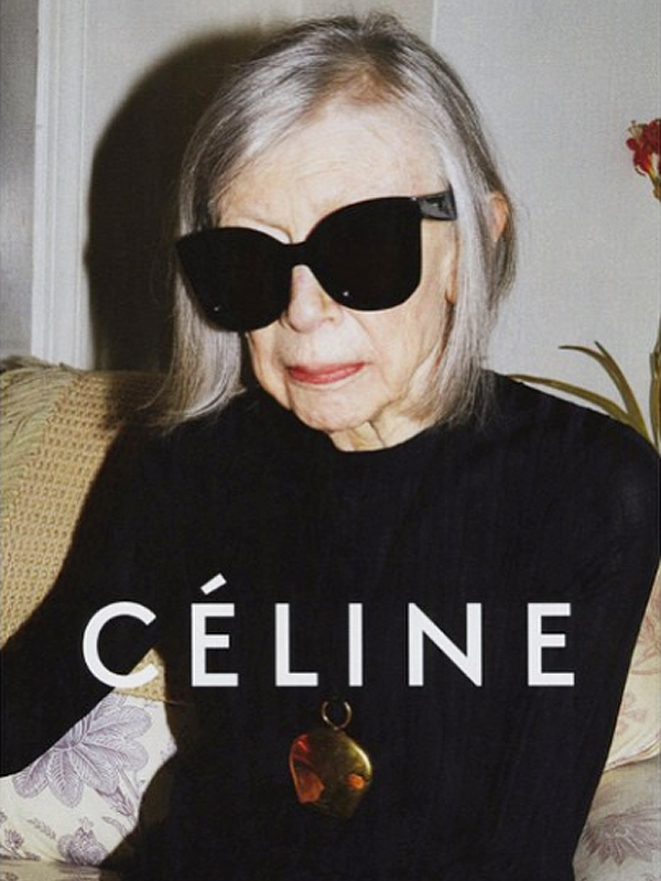 Joan Didion Celine