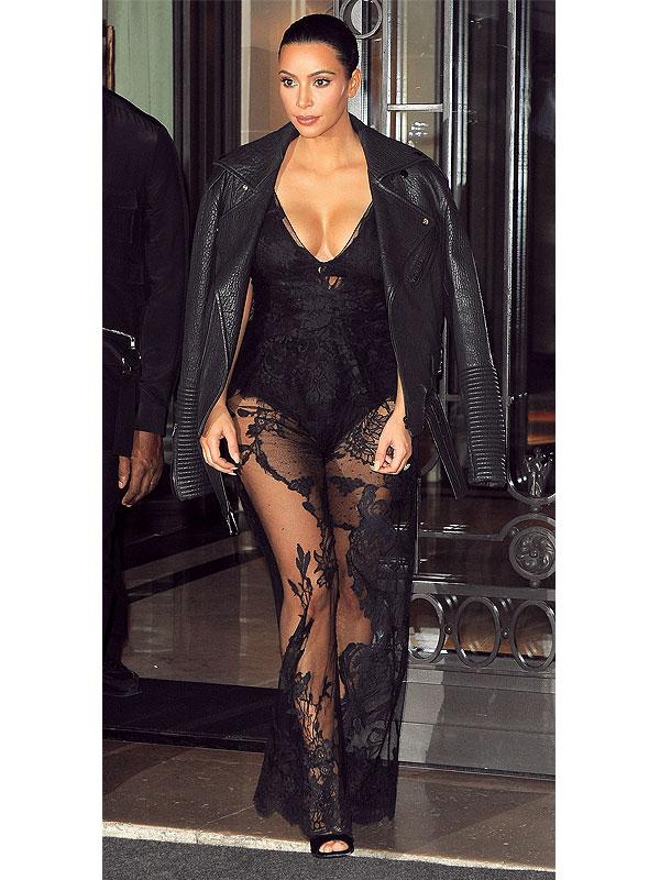 Kim Kardashian Givenchy