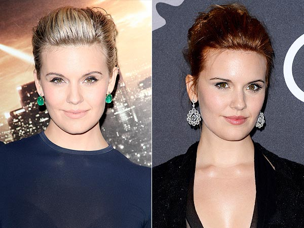 maggie grace red hair