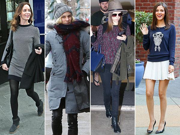 Emily Blunt / Diane Kruger / Anna Kendrick / Vict