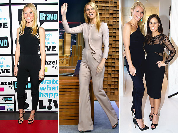 Gwyneth Paltrow jumpsuits