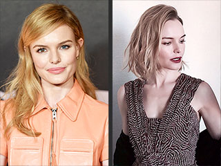 Kate Bosworth Loses 'Literally a Foot' of Hair – See Her New Bob!