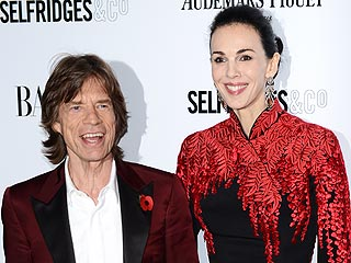 Mick Jagger Establishes Fashion Scholarship Fund in Memory of L'Wren Scott